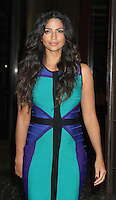 July 23,  2012 Camila Alves attend Cinema Society screening of Killer Joe  at the Tribeca Grand Hiotel in New York City.Credit:© RW/MediaPunch Inc. /NortePhoto*<br />
