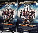 Screening of 'Rock Of Ages' at the Regal E-Walk Stadium Theaters in New York City on June 11, 2012.