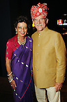 "Kathy and Martyn Goossen at the Museum of Fine Arts Houston's 2013 Grand Gala ""India"" Friday Oct. 04,2013.(Dave Rossman photo)"