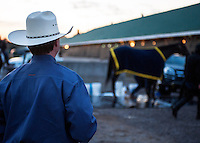 April 30, 2014: A behind the scene look at what goes on from the backside of Churchill Downs during Dawn at the Downs in Louisville, Kentucky.  Logan Riely/ESW/CSM