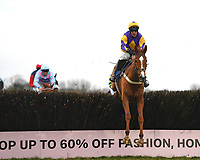 Winner of The Weatherbys Racing Bank Silver Buck Handicap Chase Copperhead ridden by Robbie Power and trained by Colin Tizzard during Horse Racing at Wincanton Racecourse on 5th December 2019