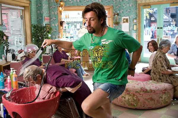 Adam Sandler.in You Don't Mess with the Zohan.*Filmstill - Editorial Use Only*.CAP/NFS.Supplied by Capital Pictures.