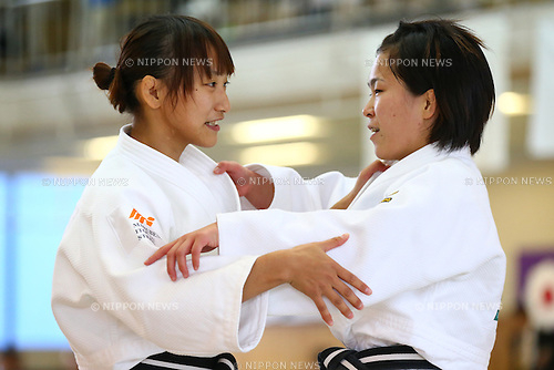 Shizuka Hangai,<br /> NOVEMBER 22, 2015 - Judo :<br /> 30th All Japan visually impaired person judo Championships<br /> Women's -48kg<br /> at Kodokan, Tokyo, Japan.<br /> (Photo by Shingo Ito/AFLO SPORT)