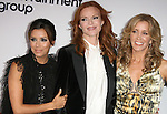 Eva Longoria,Marcia Cross and Felicity Huffman  at The Desperate Housewives' Final Season Kick-Off Party held at Wisteria Lane in Universal Studios in Universal City, California on September 21,2010                                                                               © 2011 Hollywood Press Agency
