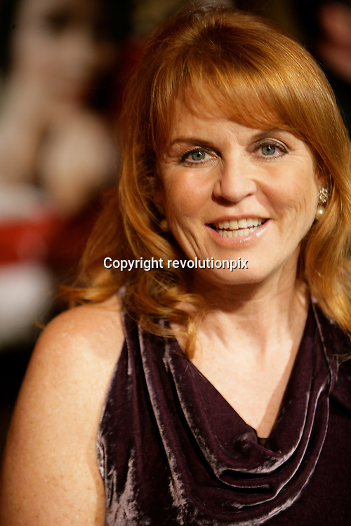The Young Victoria<br /> Los Angeles <br /> December 3 2009<br /> The Young Victoria Los Angeles Premiere at the Grove with Duchess of York Sarah Ferguson<br /> ID revpix91203614