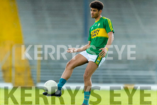 Franz Sauerland on the Kerry Minor Football panel.