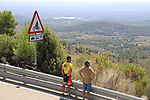 Puerto de Alcublas 2nd Cat climb during Stage 5 of La Vuelta 2019 running 170.7km from L'Eliana to Observatorio Astrofisico de Javalambre, Spain. 28th August 2019.<br /> Picture: Eoin Clarke | Cyclefile<br /> <br /> All photos usage must carry mandatory copyright credit (© Cyclefile | Eoin Clarke)
