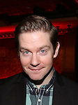 Rory O'Malley during a press preview at Feinstein's/54 Below on November 18, 2016 in New York City.