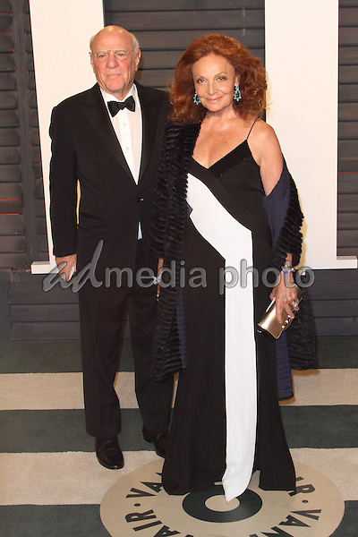 28 February 2016 - Beverly Hills, California - Diane von Furstenberg. 2016 Vanity Fair Oscar Party hosted by Graydon Carter following the 88th Academy Awards held at the Wallis Annenberg Center for the Performing Arts. Photo Credit: AdMedia