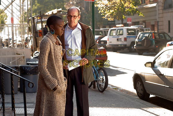 DANAI GURIRA & RICHARD JENKINS.in The Visitor.*Filmstill - Editorial Use Only*.CAP/AW.Supplied by Capital Pictures.