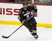 Joe Prescott (Brown - 8) - The Harvard University Crimson defeated the visiting Brown University Brown Bears 5-2 (EN) on Saturday, November 7, 2015, at Bright-Landry Center in Boston, Massachusetts.