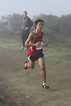 BELMONT, CA - OCTOBER 31:  Saint Mary's Gaels during the WCC Cross Country Championships on October 31, 2009 at Crystal Springs in Belmont, California.
