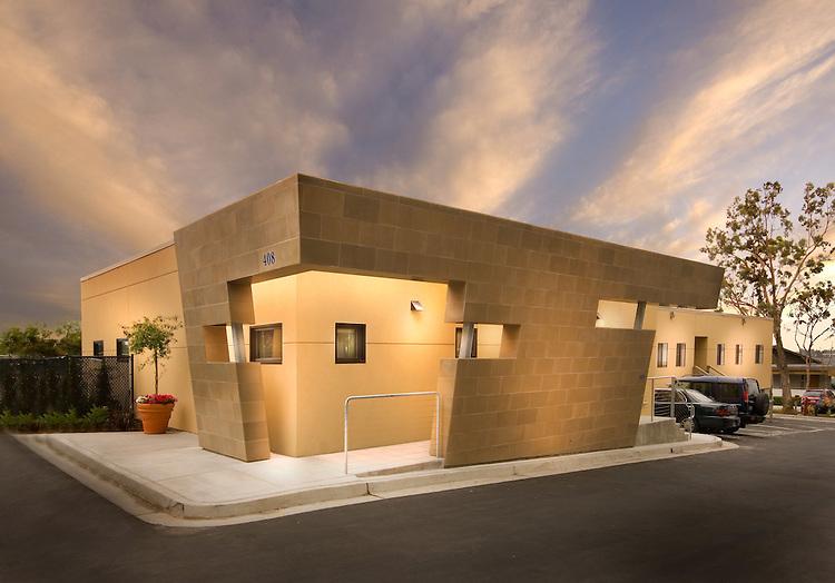 UCSD IImaging Center.Childs Mascari Warner Architects