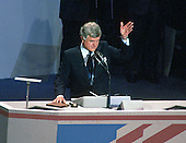 "Atlanta, GA - (FILE) -- United States Senator Edward M. ""Ted"" Kennedy (Democrat of Massachusetts)makes remarks at the 1988 Democratic National Convention in Atlanta, Georgia on July 19, 1988..Credit: Arnie Sachs / CNP"