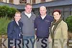 SEMINAR: Member's of the Kerry Civil Defence attending the Transforming EMS .in Ireland seminar at the Carlton hotel, Tralee on Saturday l-r: Angie .Kissane, Adam Pierse, Peter Clarke and Annemarie Lynch.