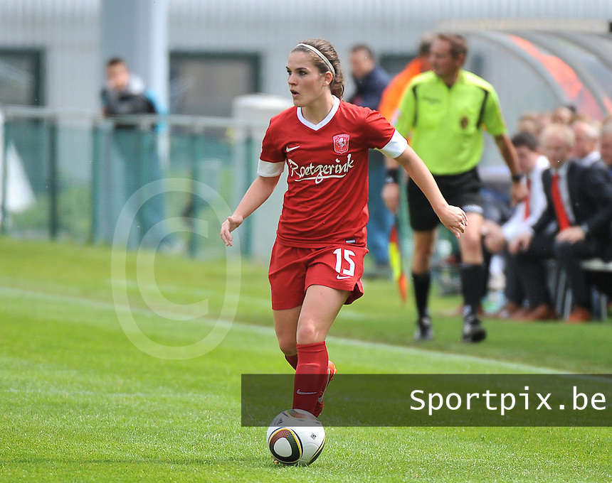 RSC Anderlecht Dames - FC Twente : Siri Worm.foto DAVID CATRY / Nikonpro.be