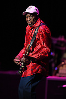 FORT LAUDERDALE FL - APRIL 08: Buddy Guy performs at The Broward Center on April 8, 2018 in Fort Lauderdale, Florida. <br /> CAP/MPI04<br /> &copy;MPI04/Capital Pictures