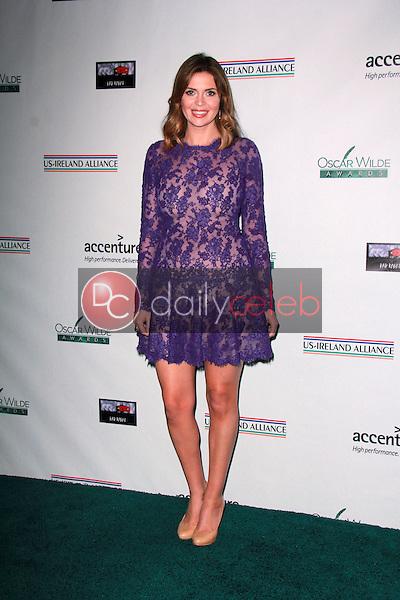 Carly Steel<br /> at the Oscar Wilde US-Ireland Pre-Academy Awards Event, Bad Robot, Santa Monica, CA 02-19-15<br /> David Edwards/DailyCeleb.com 818-249-4998
