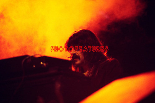Butterfly Ball 1975 Jon Lord at Royal Albert Hall<br /> &copy; Chris Walter