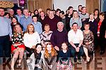 70th Birthday: Eileen Brennan, Kilflynn , third from left seated, celebrating her 70th birthday with fmaily & friends at Parkers Bar, Kilflynn on Saturday night last.