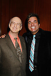 Barry Keating (President Theatre World Awards) and Dale Badway as they support the Broadway Extravaganza to honor the Candidacy of Artist Jane Elissa for the Leukemia & Lymphoma Society, Man & Woman of the Year on April 23, 2012 at the New York Marriott Marquis, New York City, New York.  (Photo by Sue Coflin/Max Photos)