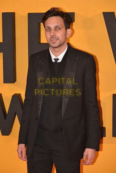 Dynamo (Steven Frayne)<br /> 'The Wolf of Wall Street' UK premiere, Odeon cinema, Leicester Square, London, England 9th January 2014.<br /> CAP/PL<br /> &copy;Phil Loftus/Capital Pictures