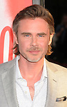 HOLLYWOOD, CA - MAY 30: Sam Trammell  arrives at HBO's 'True Blood' Season 5 Los Angeles premiere at ArcLight Cinemas Cinerama Dome on May 30, 2012 in Hollywood, California.