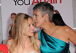 "Kristen Bell & Jamie Lee Curtis  at The Touchstone Pictures' World Premiere of ""You Again"" held at The El Capitan Theatre in Hollywood, California on September 22,2010                                                                               © 2010 Hollywood Press Agency"