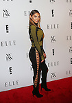 Model and Actress Chantel Jeffries Attends E!, ELLE & IMG KICK-OFF NYFW: THE SHOWS WITH EXCLUSIVE CELEBRATION HELD AT SANTINA IN THE MEAT PACKING DISTRICT
