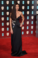 Thandie Newton at the 2017 EE British Academy Film Awards (BAFTA) held at The Royal Albert Hall, London, UK. <br /> 12 February  2017<br /> Picture: Steve Vas/Featureflash/SilverHub 0208 004 5359 sales@silverhubmedia.com