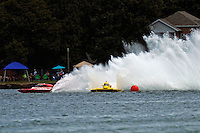 "H-1001 and Brandon Kennedy, H-30 ""Pennzoil Big Bird""    (H350 Hydro)"