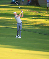 Justin Rose (Team Europe) on the 15th during Saturday afternoon Fourball at the Ryder Cup, Hazeltine National Golf Club, Chaska, Minnesota, USA.  01/10/2016<br /> Picture: Golffile | Fran Caffrey<br /> <br /> <br /> All photo usage must carry mandatory copyright credit (&copy; Golffile | Fran Caffrey)