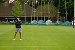 Gordon Tietjens. Training, 14 May 2015. London, England. Photo: Marc Weakley