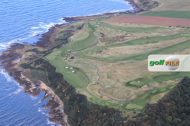 St Andrews Bay Castle Course<br /> <br /> Picture Fran Caffrey www.golffile.ie