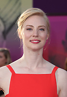 HOLLYWOOD, CA - April 19: Deborah Ann Woll, At Premiere Of Disney And Marvel's &quot;Guardians Of The Galaxy Vol. 2&quot; At The Dolby Theatre  In California on April 19, 2017. <br /> CAP/MPI/FS<br /> &copy;FS/MPI/Capital Pictures