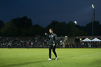 STANFORD, CA - August 24, 2018: Hideki Nakada at Laird Q. Cagan Stadium. The Stanford Cardinal defeated the USF Dons 5-1.
