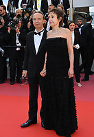 Roberto Benigni &amp; Nicoletta Brasch at the closing gala screening for &quot;The Man Who Killed Don Quixote&quot; at the 71st Festival de Cannes, Cannes, France 19 May 2018<br /> Picture: Paul Smith/Featureflash/SilverHub 0208 004 5359 sales@silverhubmedia.com