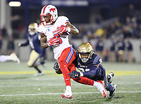 NCAA FOOTBALL: SMU at Navy