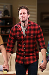 Armie Hammer during the Broadway opening night curtain Call of 'Straight White Men' at Hayes Theater on July 23, 2018 in New York City.