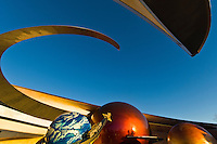 Mission:Space, Epcot Center, Walt Disney World, Orlando, Florida USA