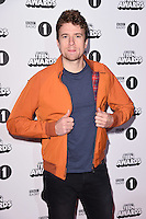 Greg James<br /> at the Radio 1 Teen Awards 2016, Wembley Arena, London.<br /> <br /> <br /> ©Ash Knotek  D3188  22/10/2016