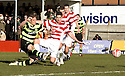30/01/2010  Copyright  Pic : James Stewart.sct_jspa17_hamilton_v_celtic  .::  MORTEN RASMUSSEN SCORES CELTIC'S GOAL :: .James Stewart Photography 19 Carronlea Drive, Falkirk. FK2 8DN      Vat Reg No. 607 6932 25.Telephone      : +44 (0)1324 570291 .Mobile              : +44 (0)7721 416997.E-mail  :  jim@jspa.co.uk.If you require further information then contact Jim Stewart on any of the numbers above.........