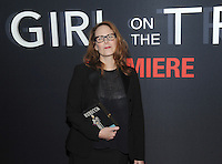 NEW YORK, NY - OCTOBER 4: Erin Wils at 'The Girl On The Train' Premiere at Regal E-Walk on October 4, 2016 in New York City. Credit: John Palmer/MediaPunch