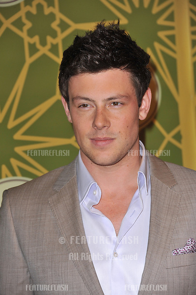 Glee star Cory Monteith at Fox TV's Winter 2012 All-Star Party at Castle Green in Pasadena..January 8, 2012  Pasadena, CA.Picture: Paul Smith / Featureflash