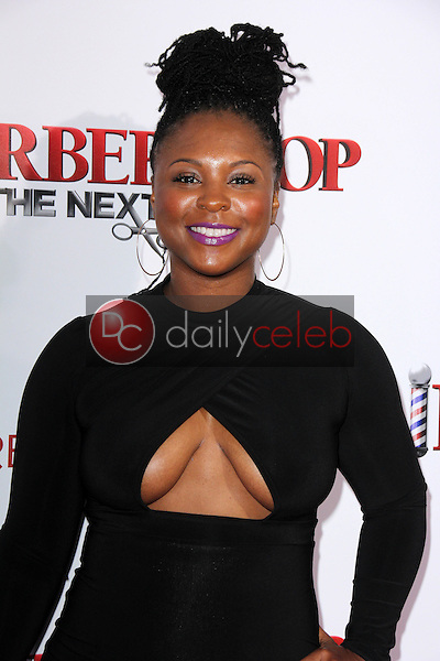 Torrei Hart<br />