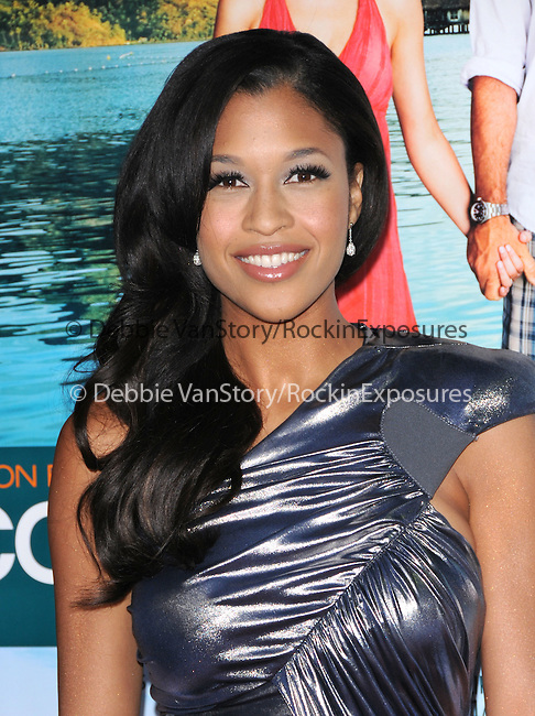 Kali Hawk at The Universal Pictures Premiere of Couples Retreat held at The Village Theatre in Westwood, California on October 05,2009                                                                   Copyright 2009 Debbie VanStory / RockinExposures
