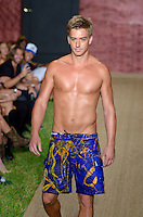 Marko Gojanovic at Julia Veli Swimwear Show during Funkshion Fashion Swim Week 2013 at Miami Beach, FL on July 19, 2012