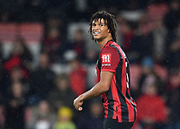 23rd November 2019; Vitality Stadium, Bournemouth, Dorset, England; English Premier League Football, Bournemouth Athletic versus Wolverhampton Wanderers; Nathan Ake of Bournemouth after putting his shot at goal wide - Strictly Editorial Use Only. No use with unauthorized audio, video, data, fixture lists, club/league logos or 'live' services. Online in-match use limited to 120 images, no video emulation. No use in betting, games or single club/league/player publications
