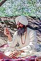 Portrait of Yogi Bhajan, 1972