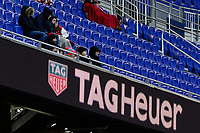 Harrison, NJ - Sunday March 04, 2018: Tag Heuer during a 2018 SheBelieves Cup match match between the women's national teams of Germany and England at Red Bull Arena.